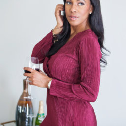 Vanessa Freeman, Vanessa Freeman TV, Vanessa Freeman News 12, Vanessa Freeman Host, Boohoo, The best party dresses, New Years dresses, New Years Party dresses, Holiday dresses, the perfect holiday dress, vanessa freeman blogger, vanessa freeman news anchor, party dresses